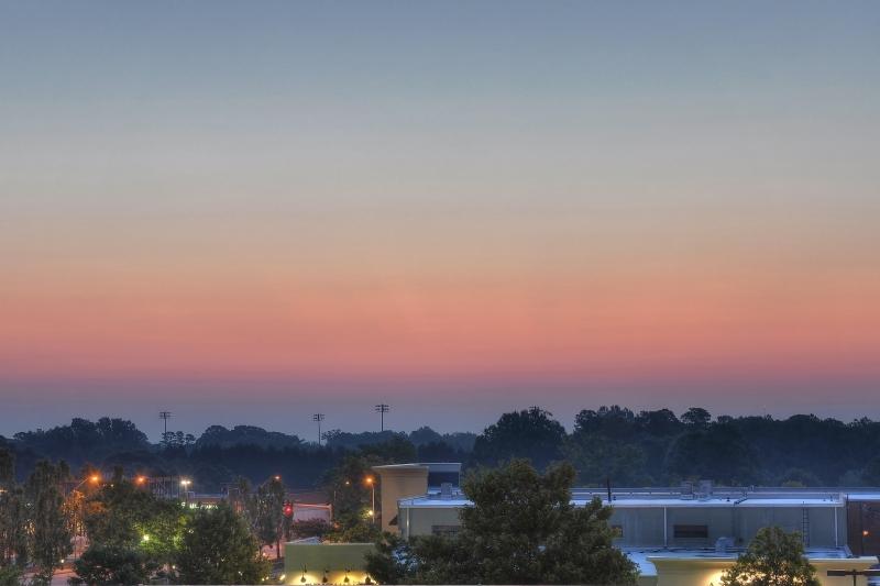 Raleigh Sunrise 20110913