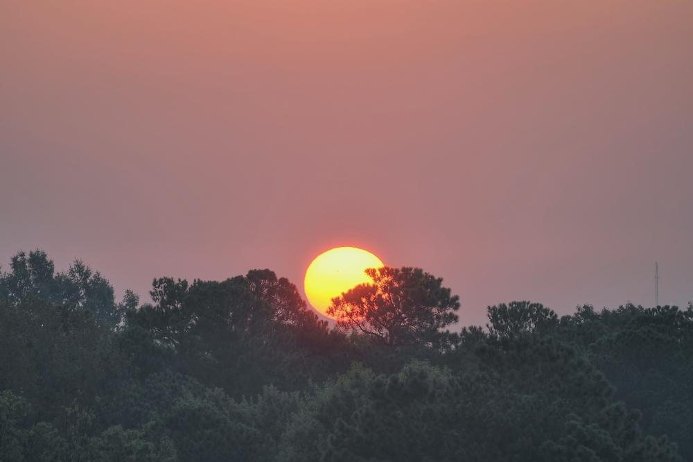 Raleigh Sunrise 20110914