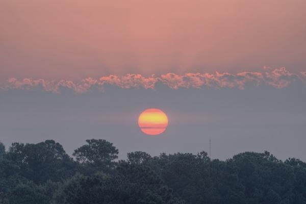 Raleigh Sunrise 20110915