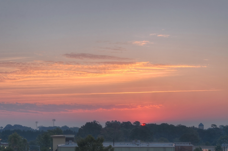 Raleigh Sunrise 20100916