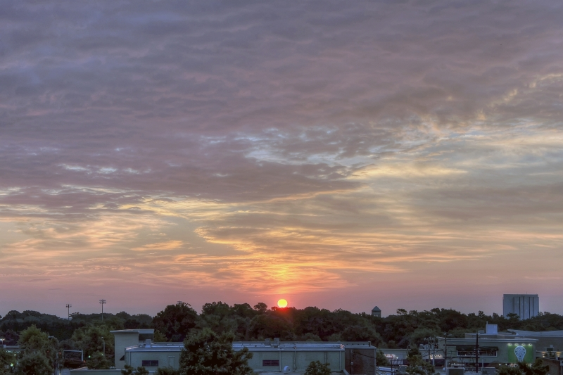 Raleigh Sunrise 20100917