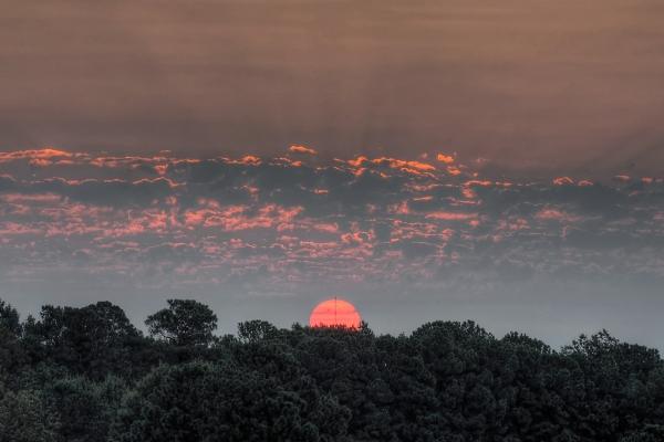 Raleigh Sunrise 20100918