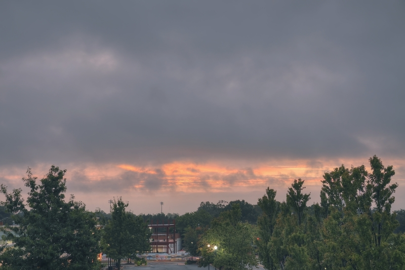 Raleigh Sunrise 20110922