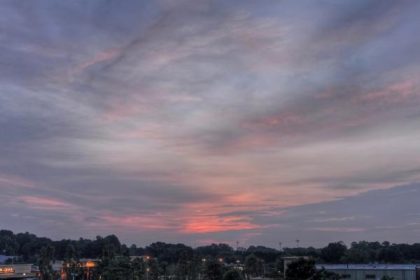 Raleigh Sunrise 20100806