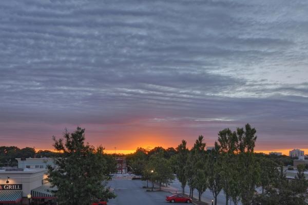 Raleigh Sunrise 20111001