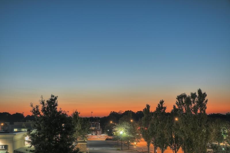Raleigh Sunrise 20111006