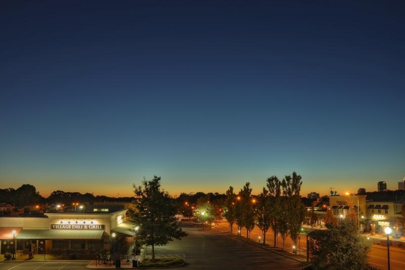 Raleigh Sunrise 20111016