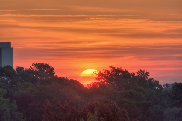 Raleigh Sunrise 20111027