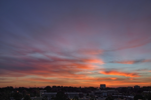 Raleigh Sunrise 20101024