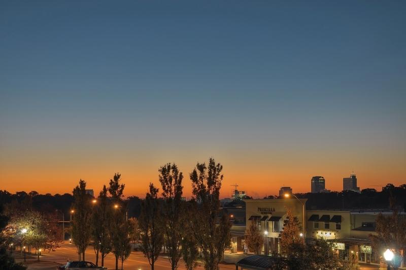 Raleigh Sunrise 20111103