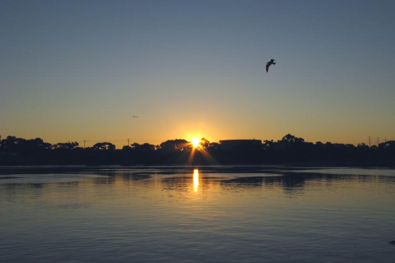 Carlsbad Sunrise 20111109