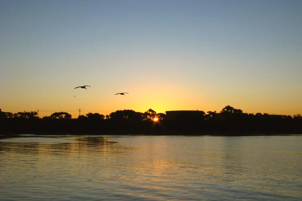 Carlsbad Sunrise 20111113