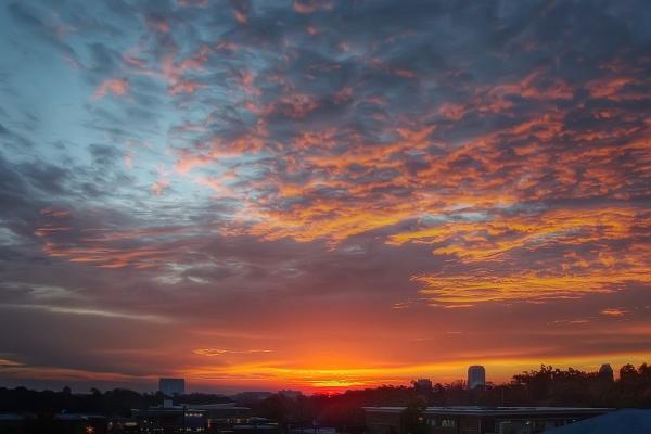 Raleigh Sunrise 20061115