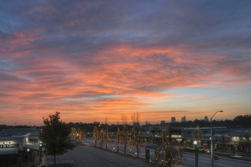 Raleigh Sunrise 20111120