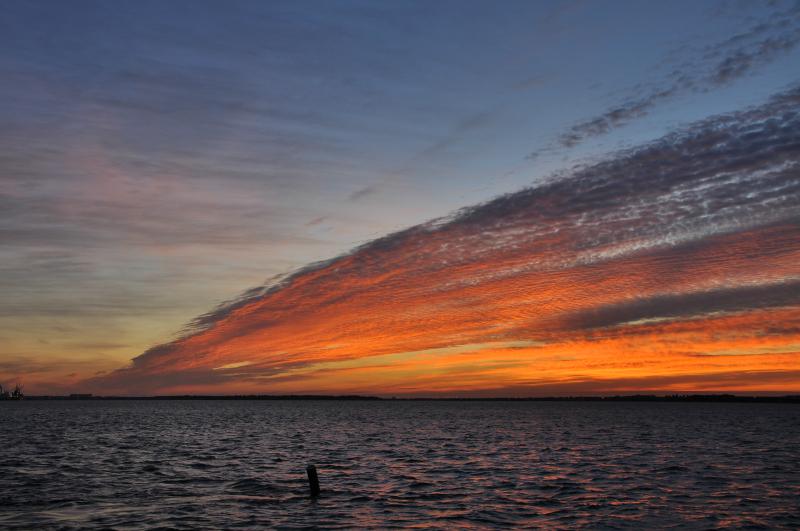 Atlantic Beach Sunrise 20111224