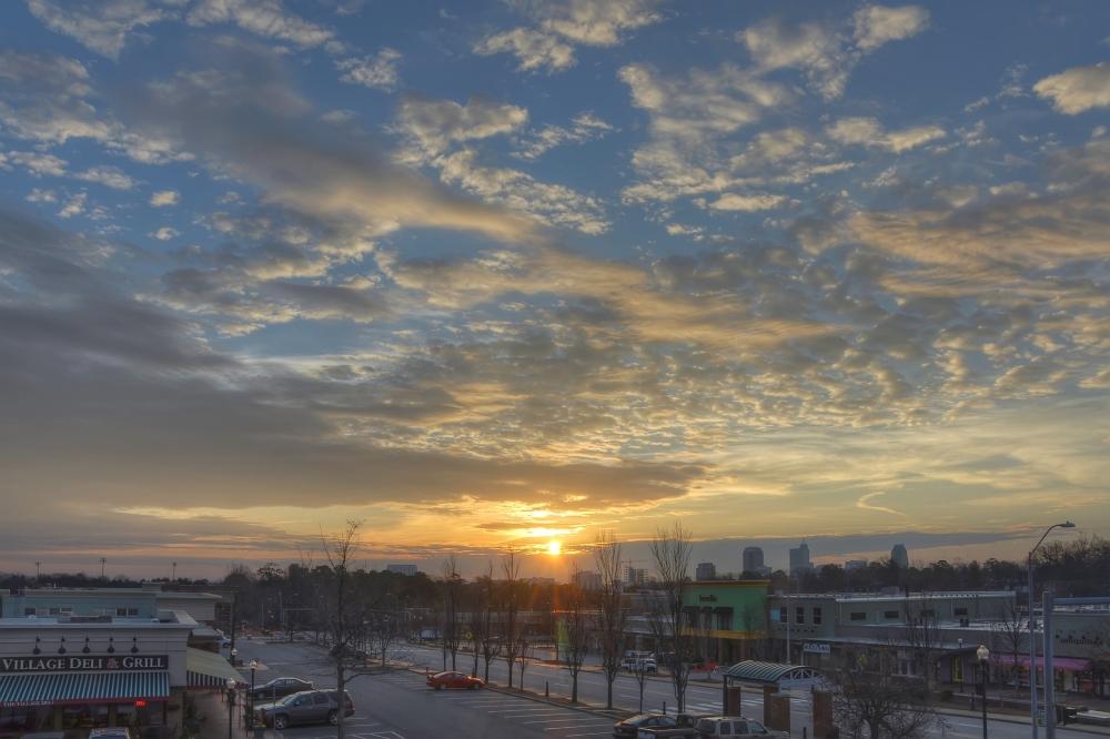 Raleigh Sunrise 20120201