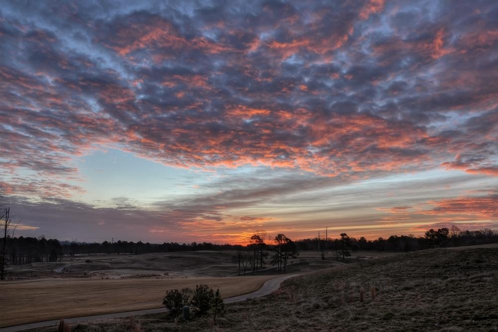 Raleigh Sunrise 20120204