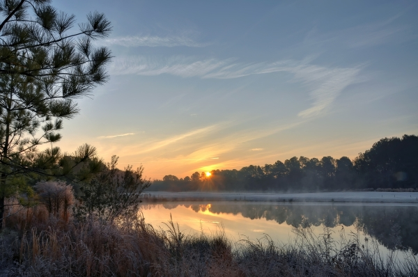 Raleigh Sunrise 20120210