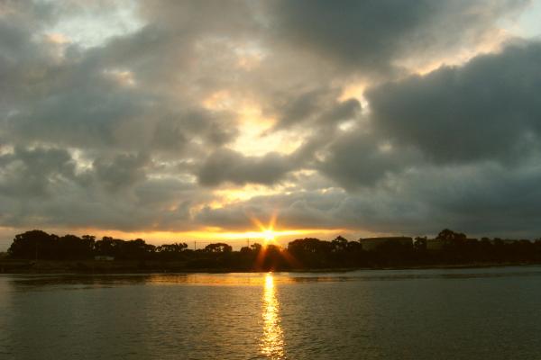 Carlsbad Sunrise 20120219