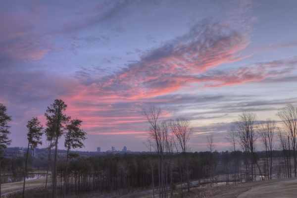 Raleigh Sunrise 20120224