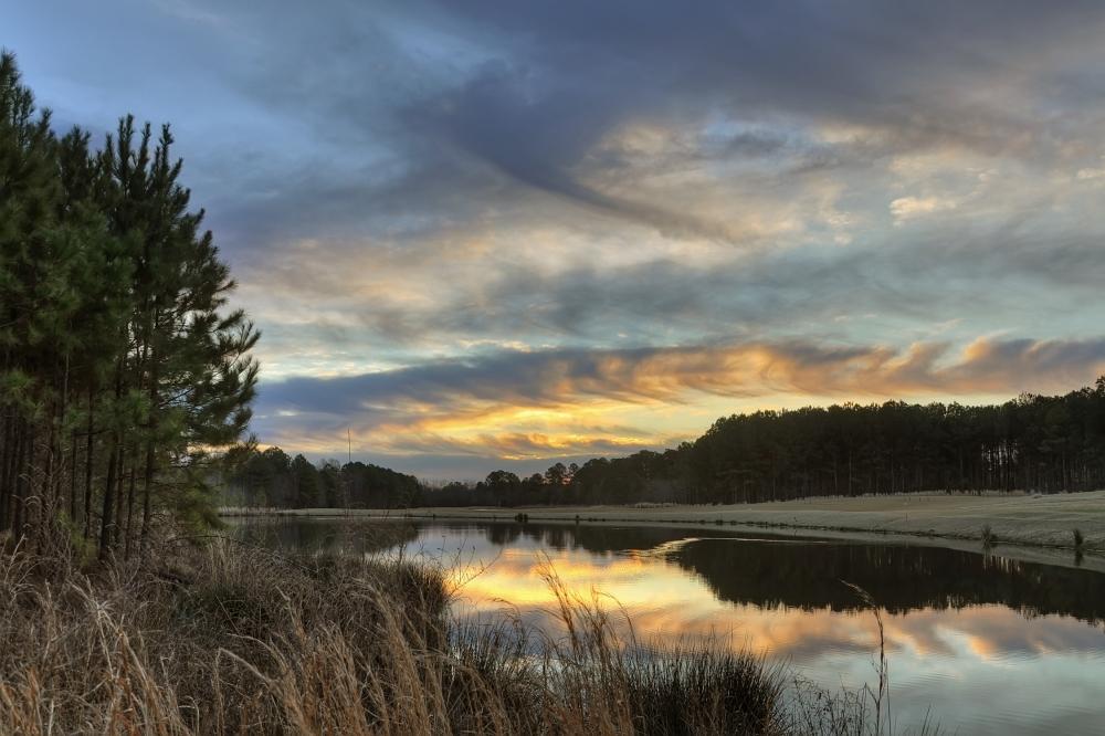Raleigh Sunrise 20120225