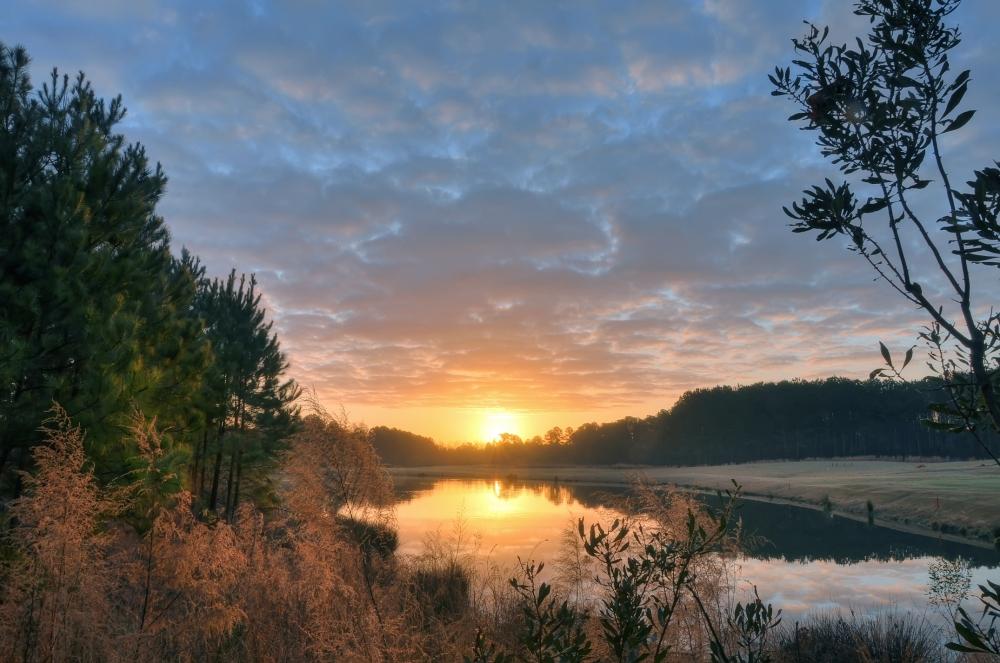 Raleigh Sunrise 20120308