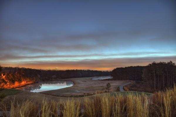 Raleigh Sunrise 20120312