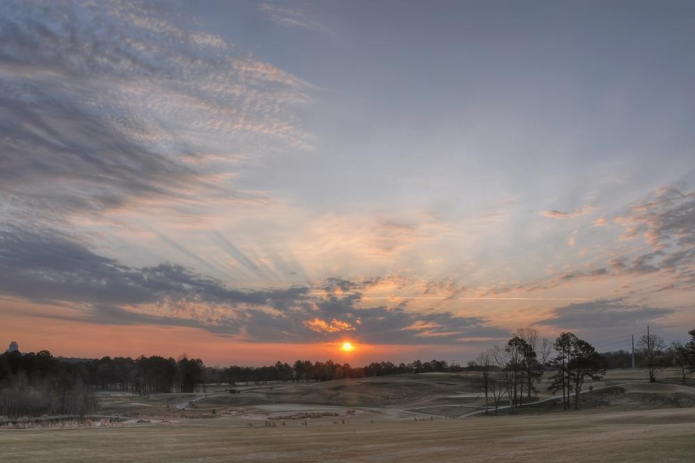 Raleigh Sunrise 20120316