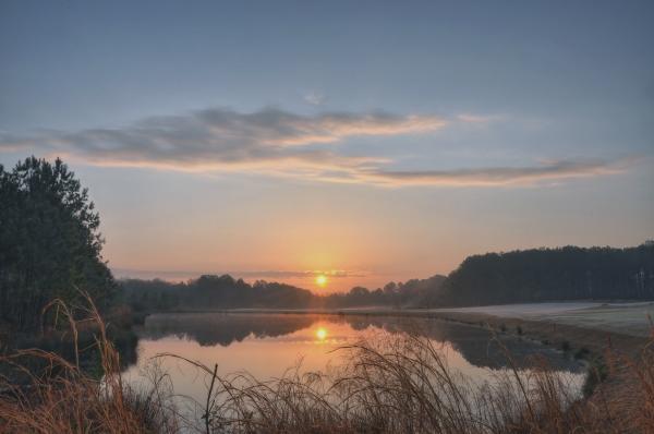 Raleigh Sunrise 20120319