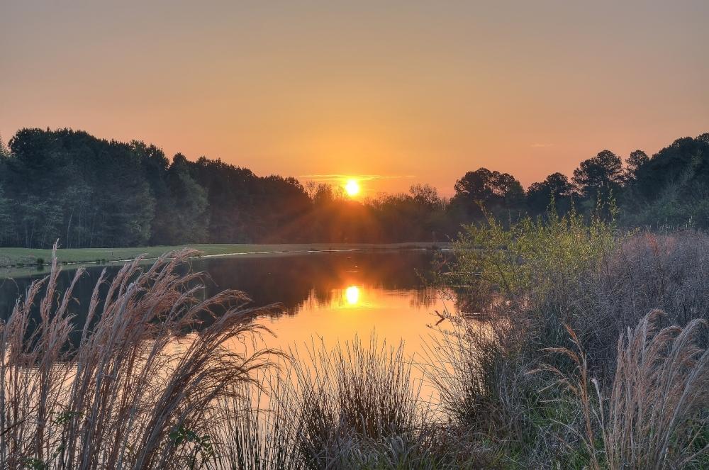Raleigh Sunrise 20120329