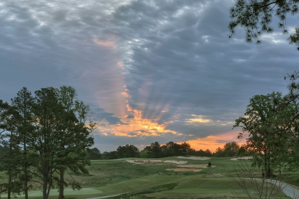 Raleigh Sunrise 20120404