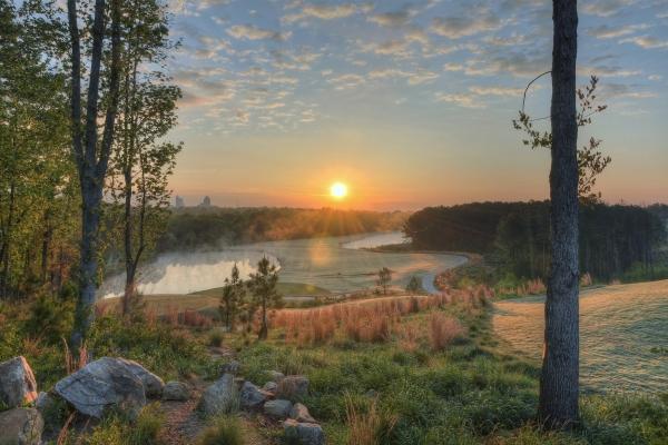 Raleigh Sunrise 20120413