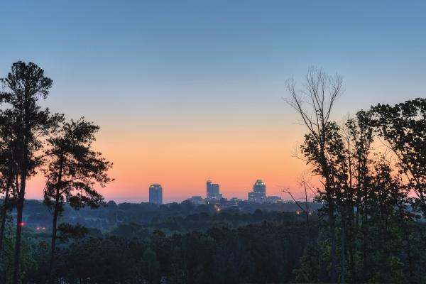 Raleigh Sunrise 20120417
