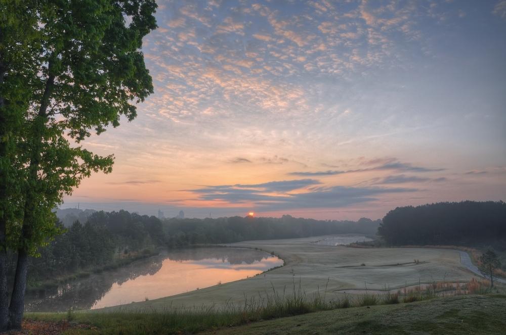Raleigh Sunrise 20120421
