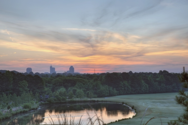 Raleigh Sunrise 20120503