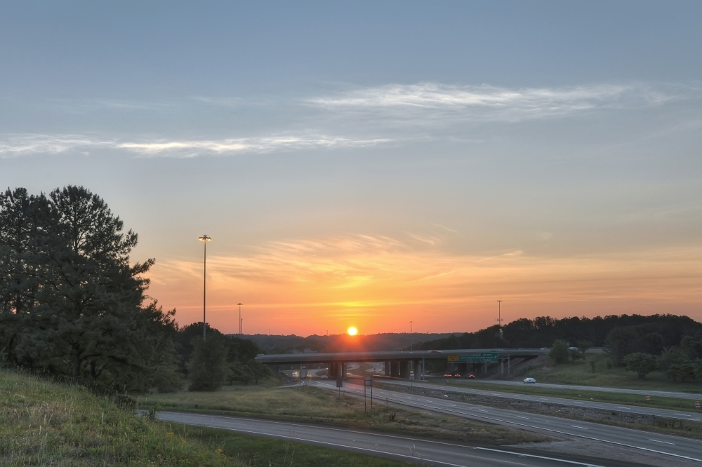 Cary Sunrise 20120505