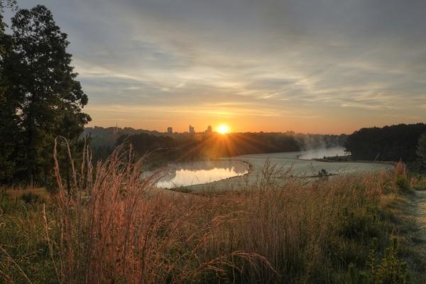 Raleigh Sunrise 20120512