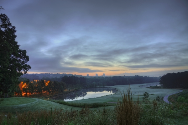 Raleigh Sunrise 20120525