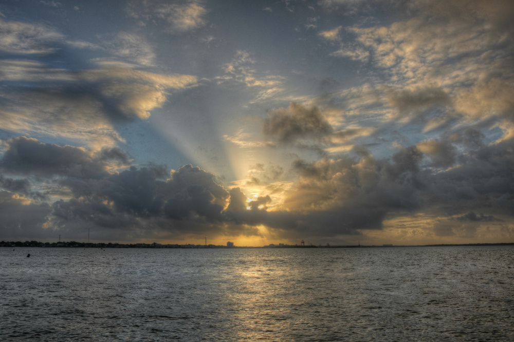 Atlantic Beach Sunrise 20120527