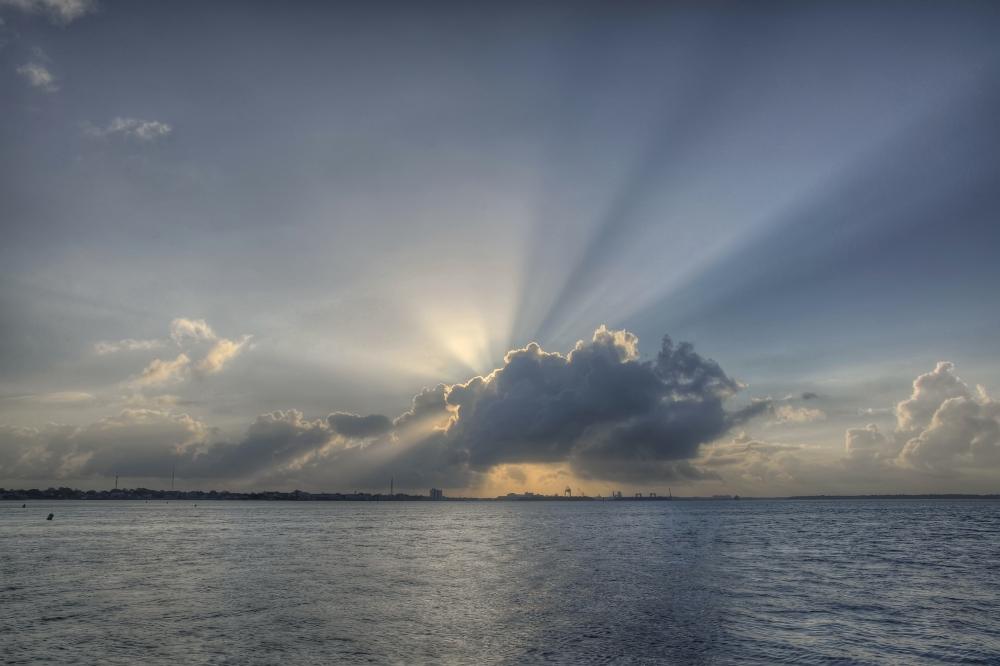 Atlantic Beach Sunrise 20120528