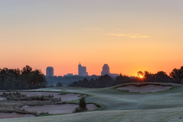 Raleigh Sunrise 20120607
