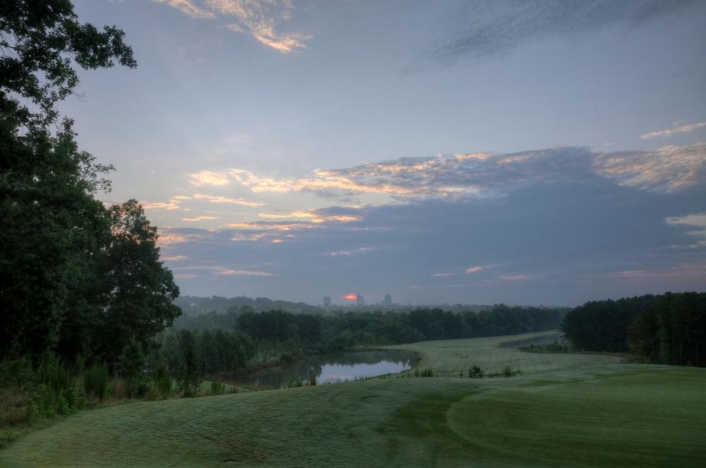 Raleigh Sunrise 20120623