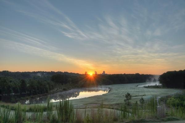 Raleigh Sunrise 20120627