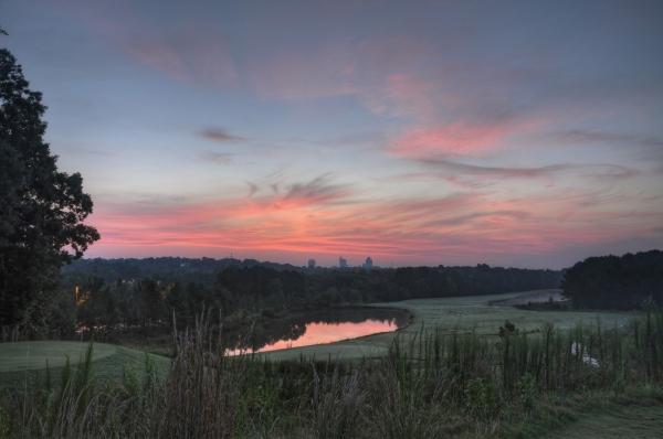 Raleigh Sunrise 20120703