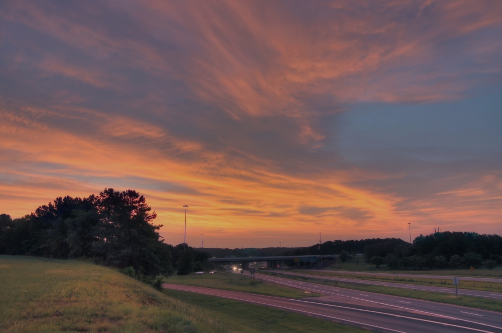Cary Sunrise 20120725