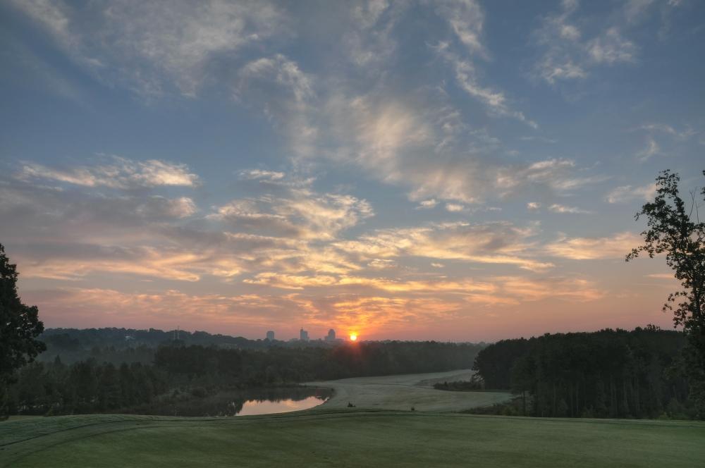 Raleigh Sunrise 20120730