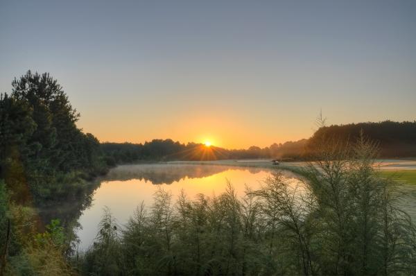 Raleigh Sunrise 20120915