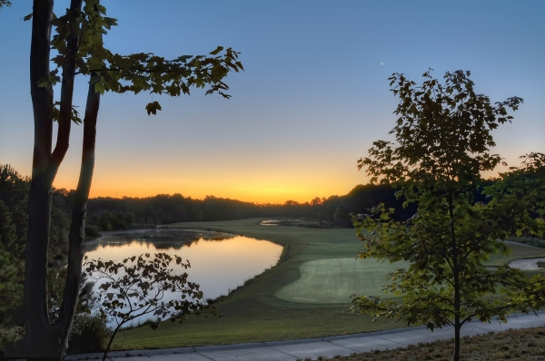 Raleigh Sunrise 20121013