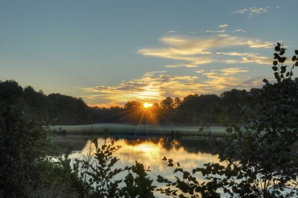 Raleigh Sunrise 20121016