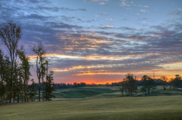 Raleigh Sunrise 20121108